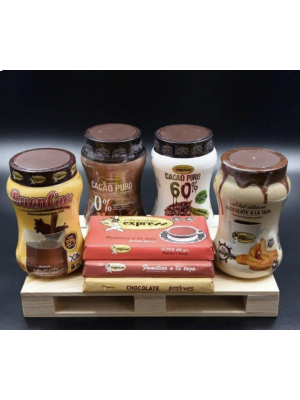 Lote de productos CHOCOLATE EXPRESS